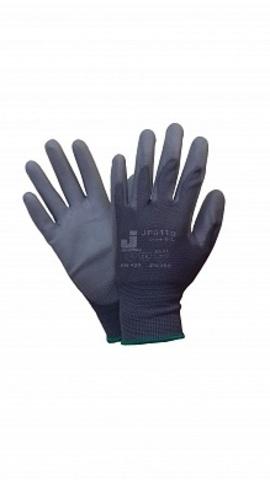 Jeta Pro Перчатки с полиуритановым покрытием (серые) L