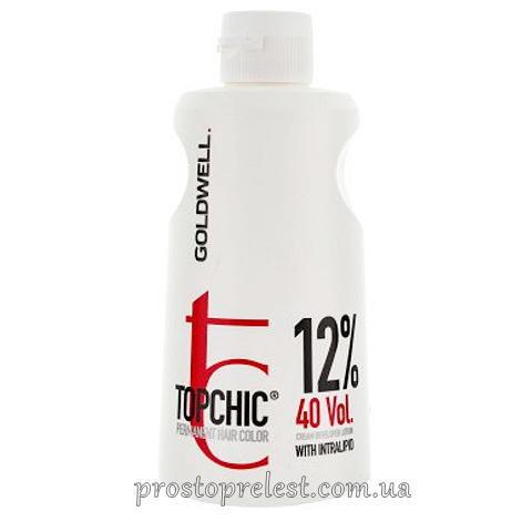 Goldwell Topchic Developer Lotion - Окислювач 12%