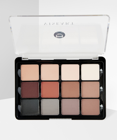 VISEART Eyeshadow Palette Matte Finish 01 Neutral Mattes