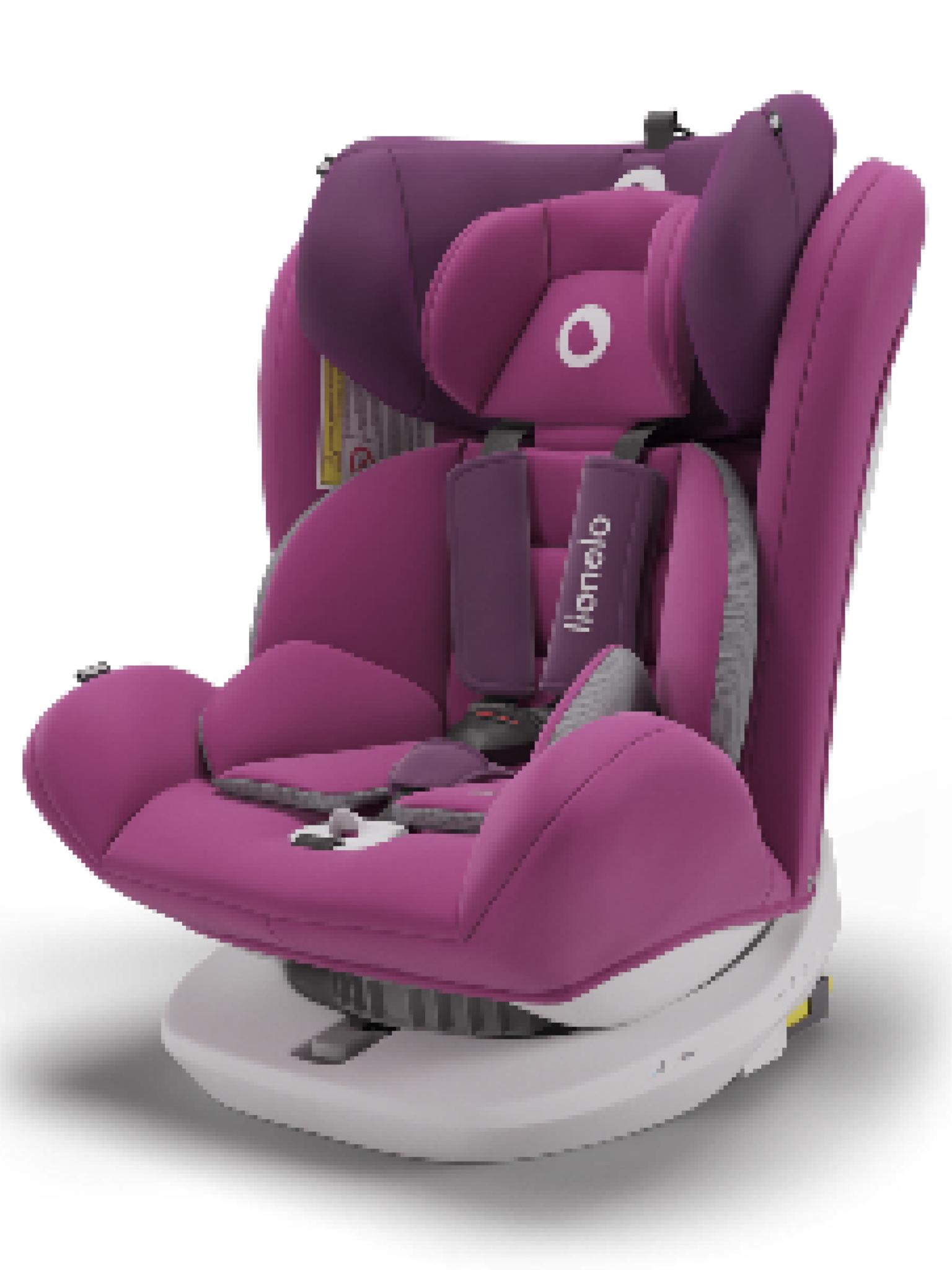 Автокресло Lionelo LO-Bastiaan 360 Violet