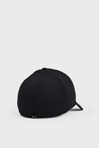 Мужская черная кепка Isochill Armourvent STR Under Armour