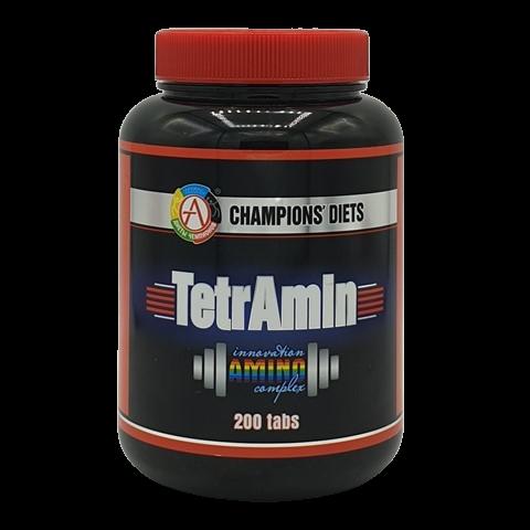 Аминокислотный комплекс TetrAmin, Академия-Т, 200 табл