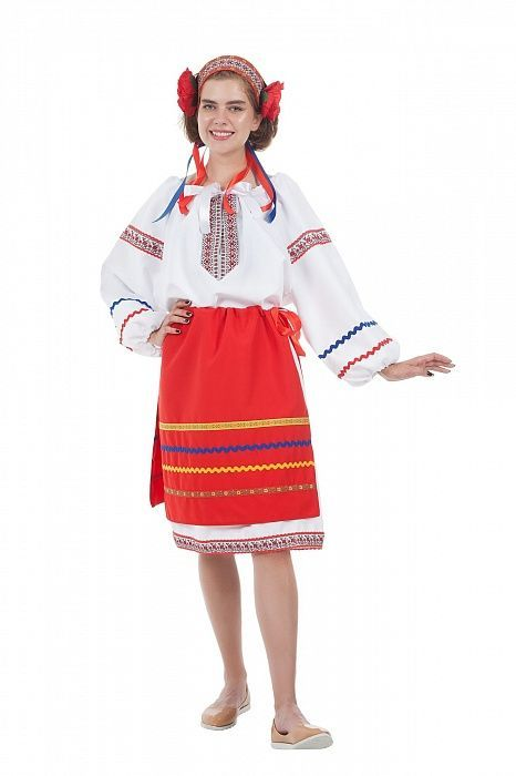 Костюм Украинки взрослый