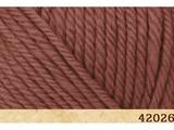 Пряжа FibraNatura Lima 42026 какао