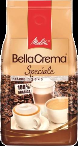 Кофе в зернах Melitta Bella Crema Speciale, 1 кг