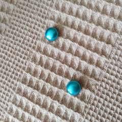 Элегантный магнит для платка, шарфа, палантина (магнитная брошь) перламутр бирюзовый