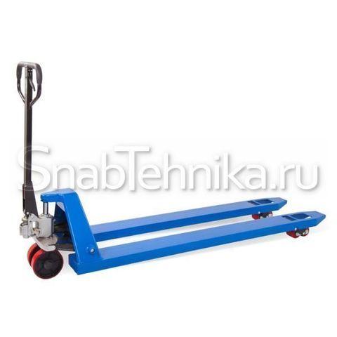Тележка гидравлическая длинновильная RHP 2500-1.8 (2,5 т, 1800 мм)