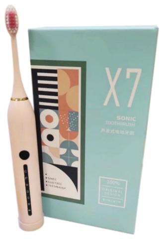 Электрическая зубная щетка Sonic Toothbrush X7