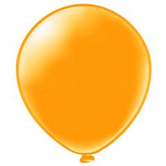 БК 12''/36см, Пастель оранжевый/Оrange / 100 шт. /