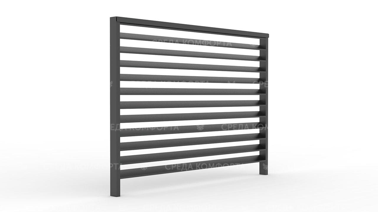 Забор жалюзи ZBR0122