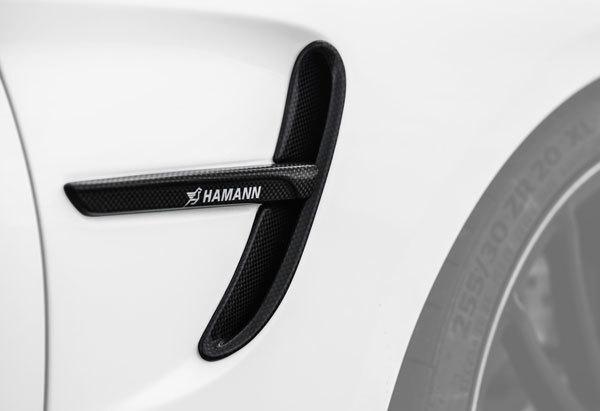 Обвес Hamann для BMW M4 F82