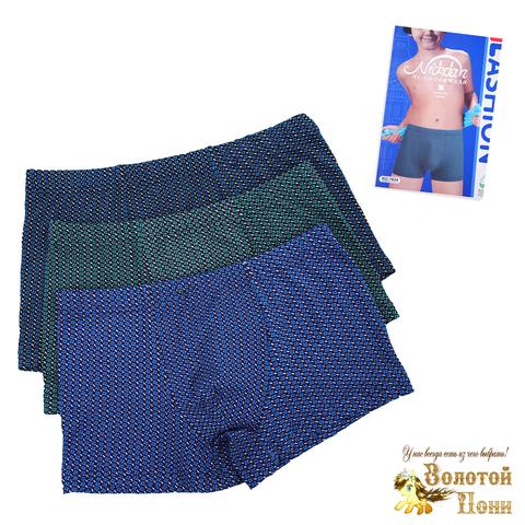 Трусы подростковые хлопок/бамбук (8-14) 200119-N7824