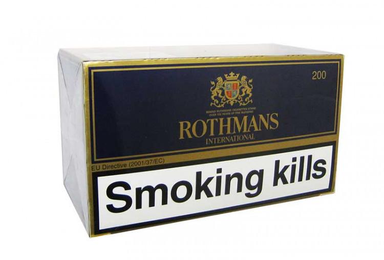 Rothmans international сигареты купить в москве мегаполис продажа табачных изделий
