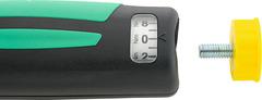 Динамометрический ключ QuickSelect с защитой от случайного изменения настроек и вставной трещоткой