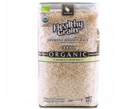 Рис коричневый органический (Таиланд)