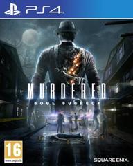 Игра Murdered: Soul Suspect для PS4 (русская версия)