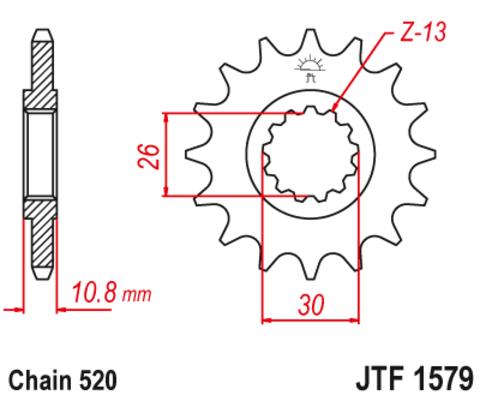 JTF1579