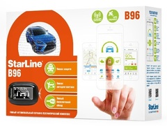 Автосигнализация StarLine B96 2CAN-2LIN GSM GPS+ГЛОНАСС