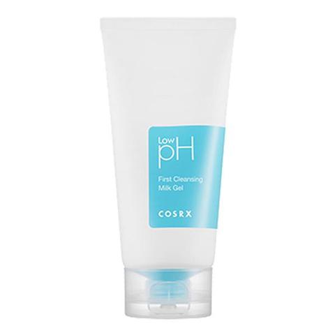 Молочный очищающий гель для умывания с низким pH COSRX Low pH First Cleansing Milk Gel