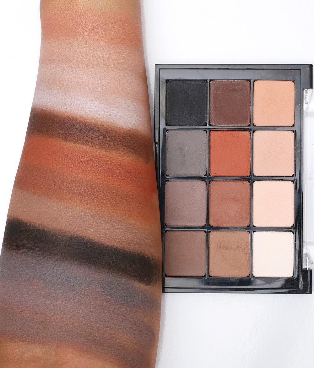 VISEART Eyeshadow Palette Matte Finish 01 Neutral Mattes