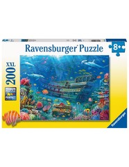 Puzzle Underwater Discovery 200 pcs