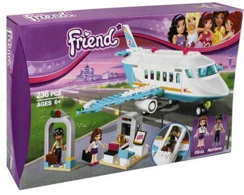 Конструктор Friends 10545 Частный самолет