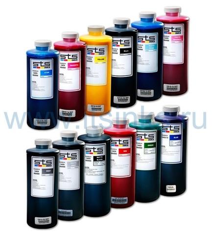 Пигментные чернила для плоттеров HP 12*1000 мл
