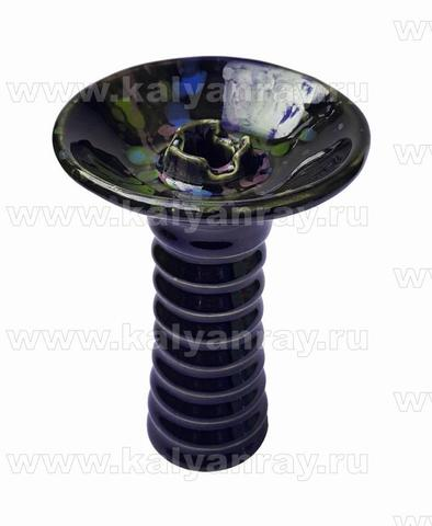Чашка Cosmo Bowl - Alien черная
