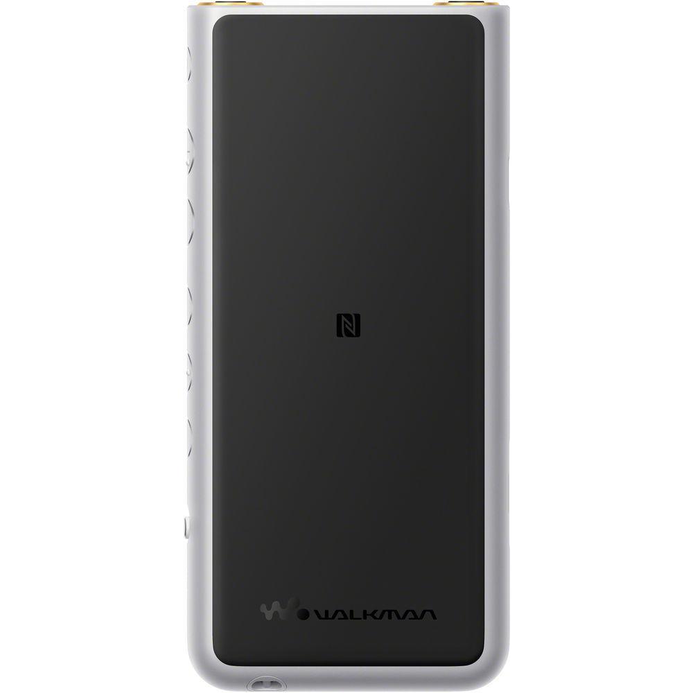 Плеер Sony Walkman NW-ZX507 серебристый купить в Sony Centre Воронеж