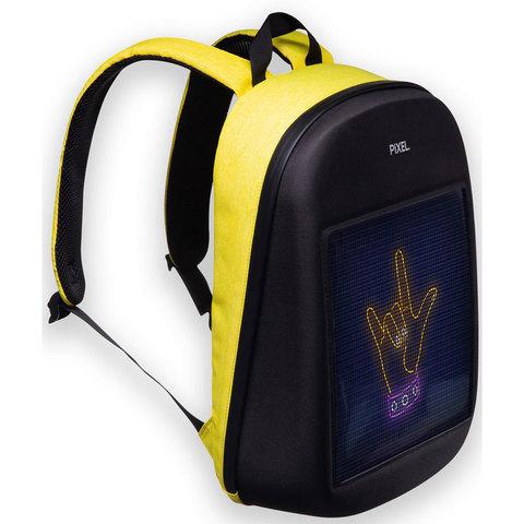 Led-рюкзак с цветным дисплеем Цифровой рюкзак