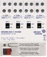 Johnson Controls GRUDM4CH110-KNX