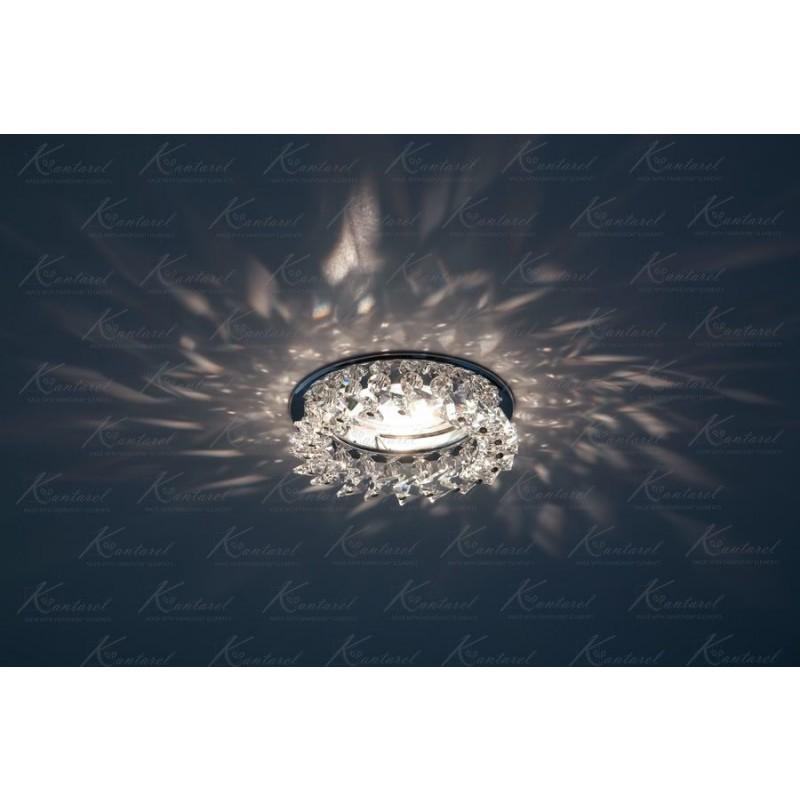 Встраиваемый светильник Kantarel VIA SACRA CD 043.3.1