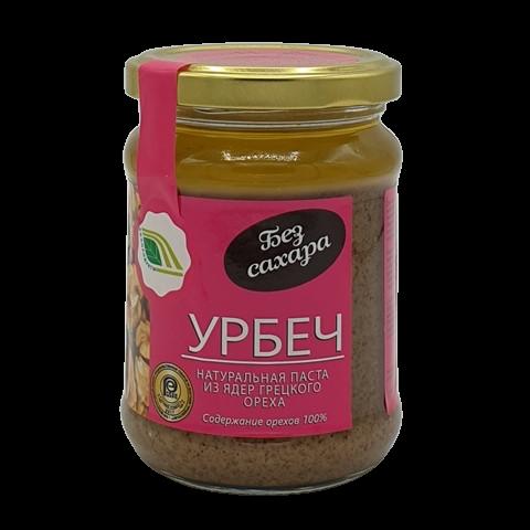 Урбеч натуральная паста из ядер грецких орехов БИОПРОДУКТ, 280 гр
