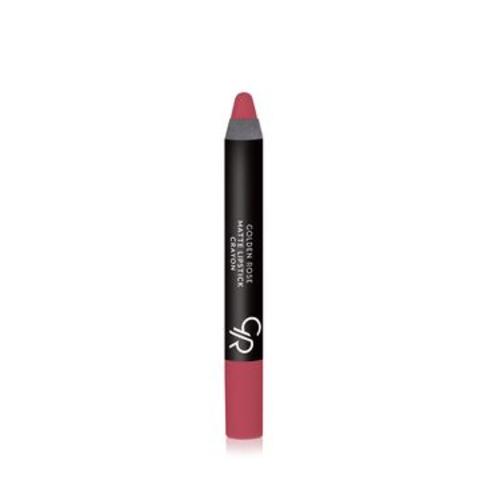 Golden Rose Помада-карандаш Matte Crayon 11