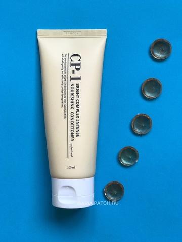 Хит продаж! Протеиновый кондиционер для волос Esthetic House CP-1 BC Intense Nourishing Conditioner, 100 мл