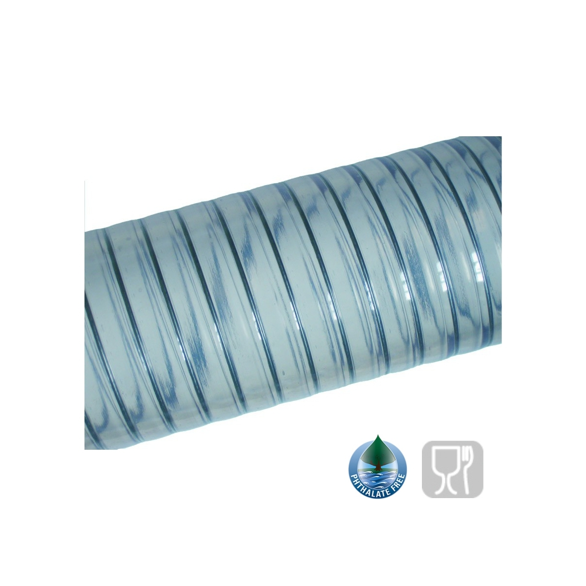 HELICAL WIRE HOSE
