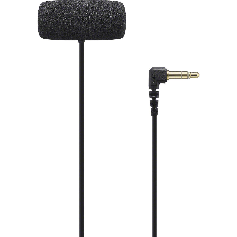 Петличный стереомикрофон ECM-LV1 купить в Sony Centre