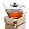 Заварочный чайник со стальной крышкой 800 мл