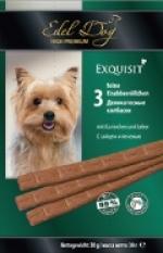 Edel Dog Лакомство для собак Edel Dog Колбаски с мясом зайца и печенью _file5412a32e7cf45_x150.jpg