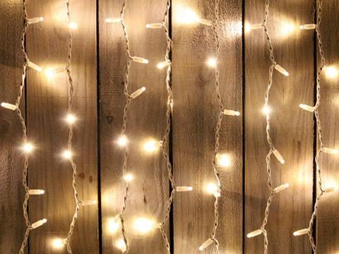 Гирлянда 3 на 2,5 на белом провjде 560 LED