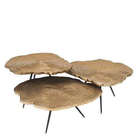 Кофейный столик Quercus (3 шт.)