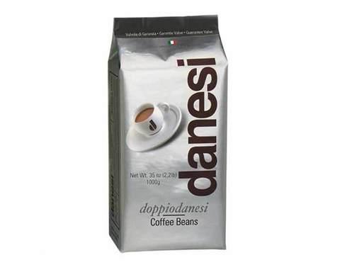 Кофе в зернах Danesi Doppio, 1 кг