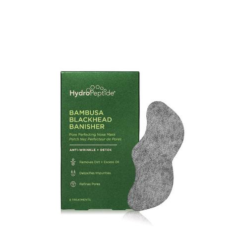 Маски для очищения и сужения пор на носу BAMBUSA BLACKHEAD BANISHER, 8 шт.