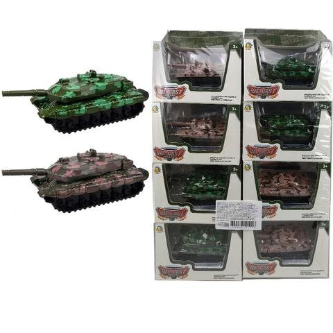 Военная техника серия (в ассортименте) DIE CAST METAL, 1кор*54бл*8шт