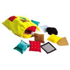 Игровой набор Тактильные квадраты Learning Resources