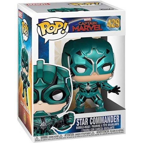 Фигурка Funko POP! Bobble: Marvel: Captain Marvel: Yon-Rogg 36352