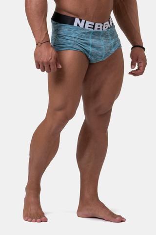 Мужские спортивные трусы Nebbia 1965 Men's trunks 190 blue