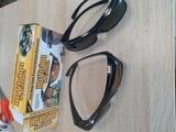 Очки антибликовые для водителей HD Vision Wrap Arounds