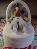 Кокон-люлька для новорожденного FARLA BABY SHELL TOYS