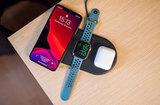 Беспроводное зарядное устройство 3 в 1 для Airpods, iPhone, Apple Watch